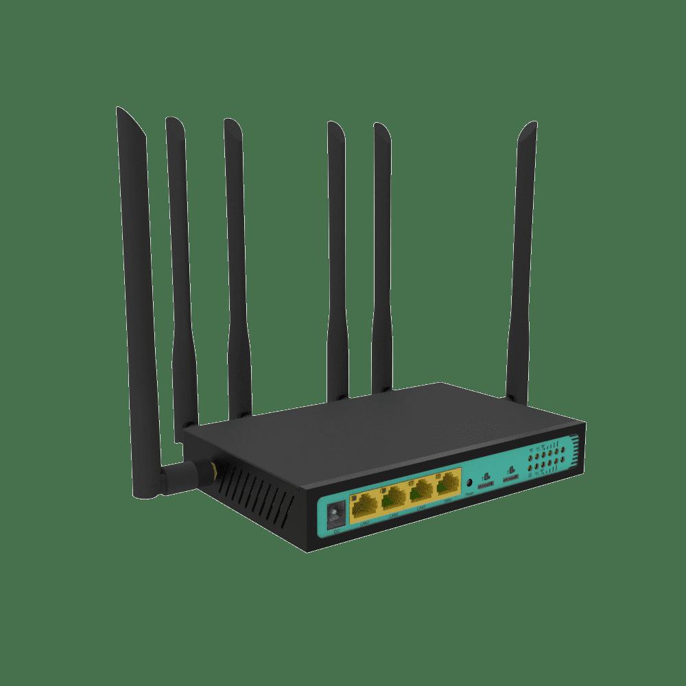 Dual SIM 4G Router